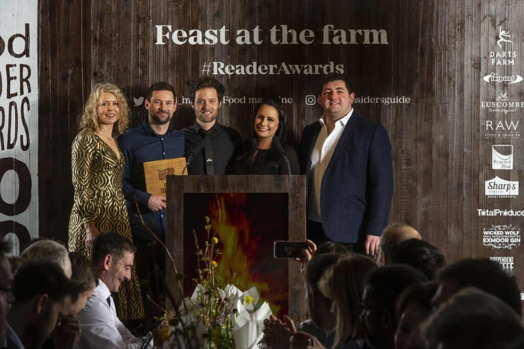 Food Reader Awards 2020