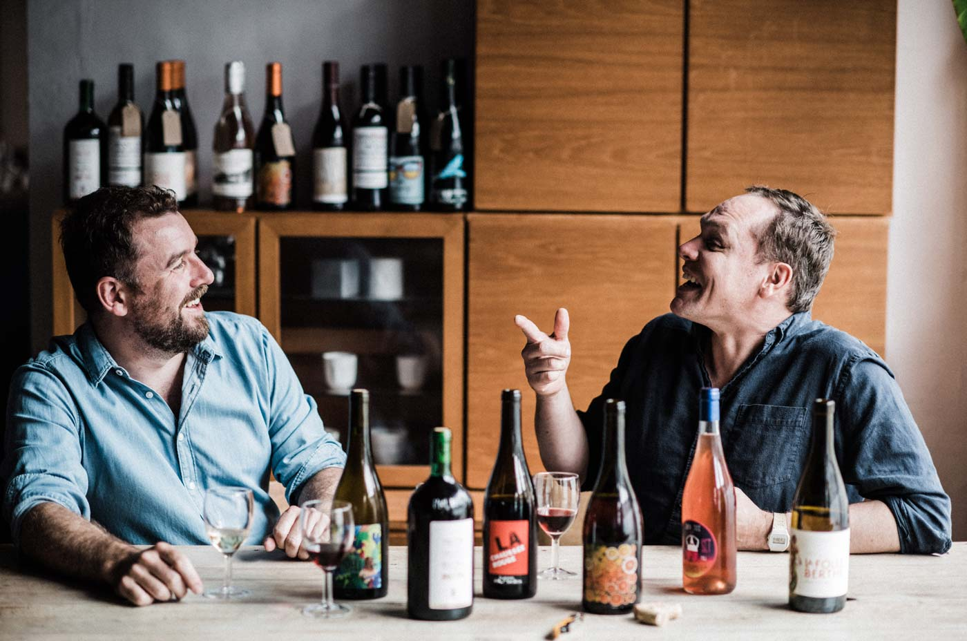 Natural Wine Pros