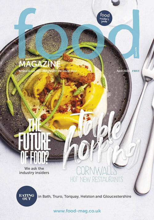 April food magazine