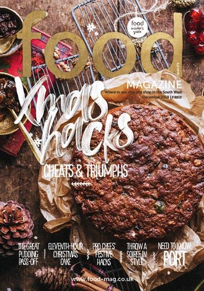 Food Magazine December