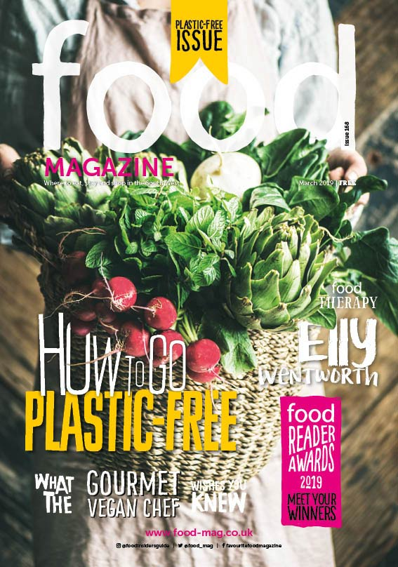 Food Magazine March