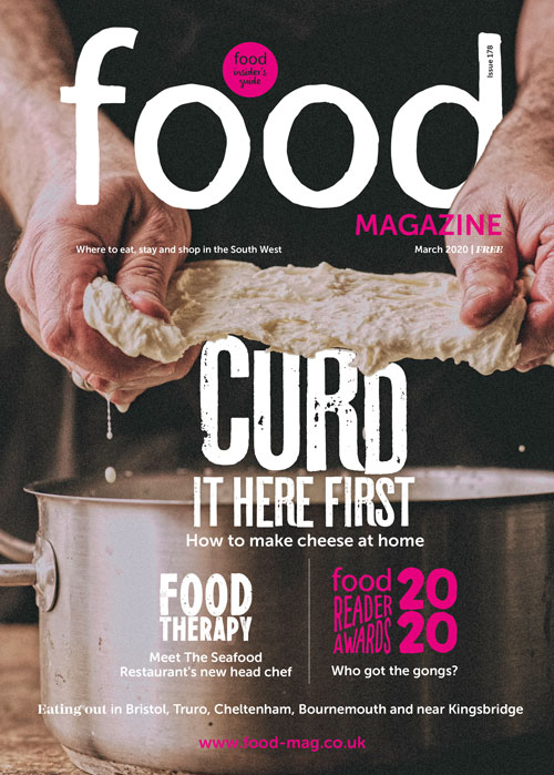 Food Magazine March