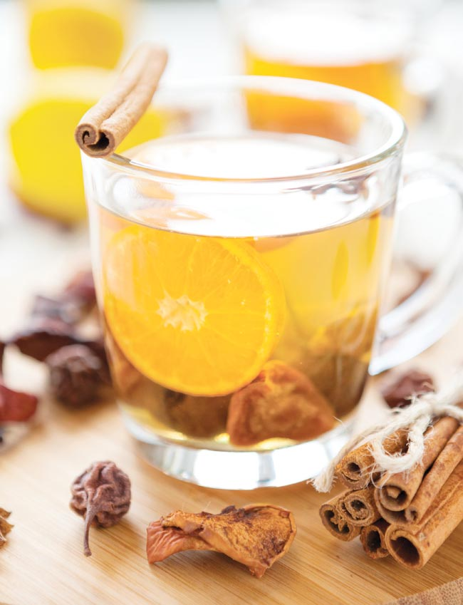 Spiced hot cider cup recipe image