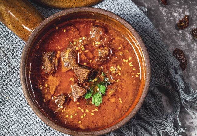 Indian Goat Curry