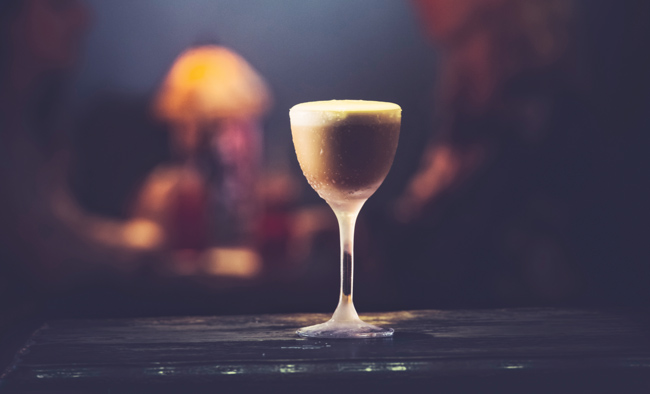 witching hour cocktail