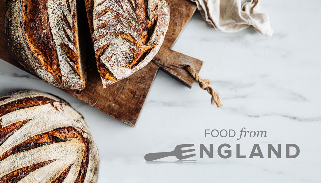 Food from England
