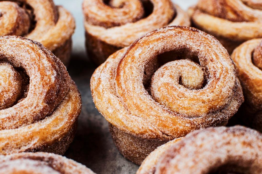 Da Bara Bakery cinnamon buns
