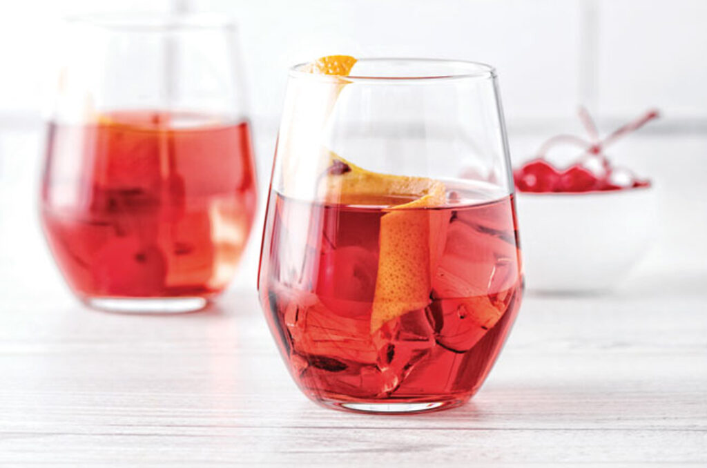 Cornish Negroni
