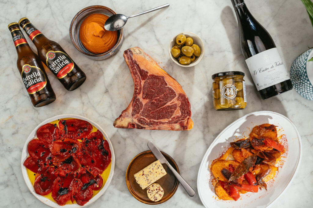 Best restaurant meal kits - Asador 44 Experience