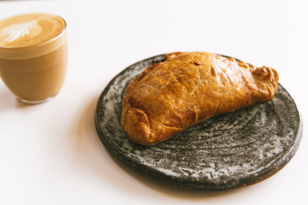 Breakfast pasties