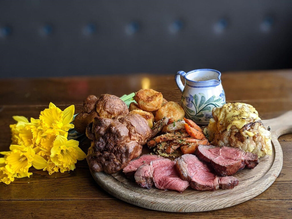 Star & Garter Roast Box