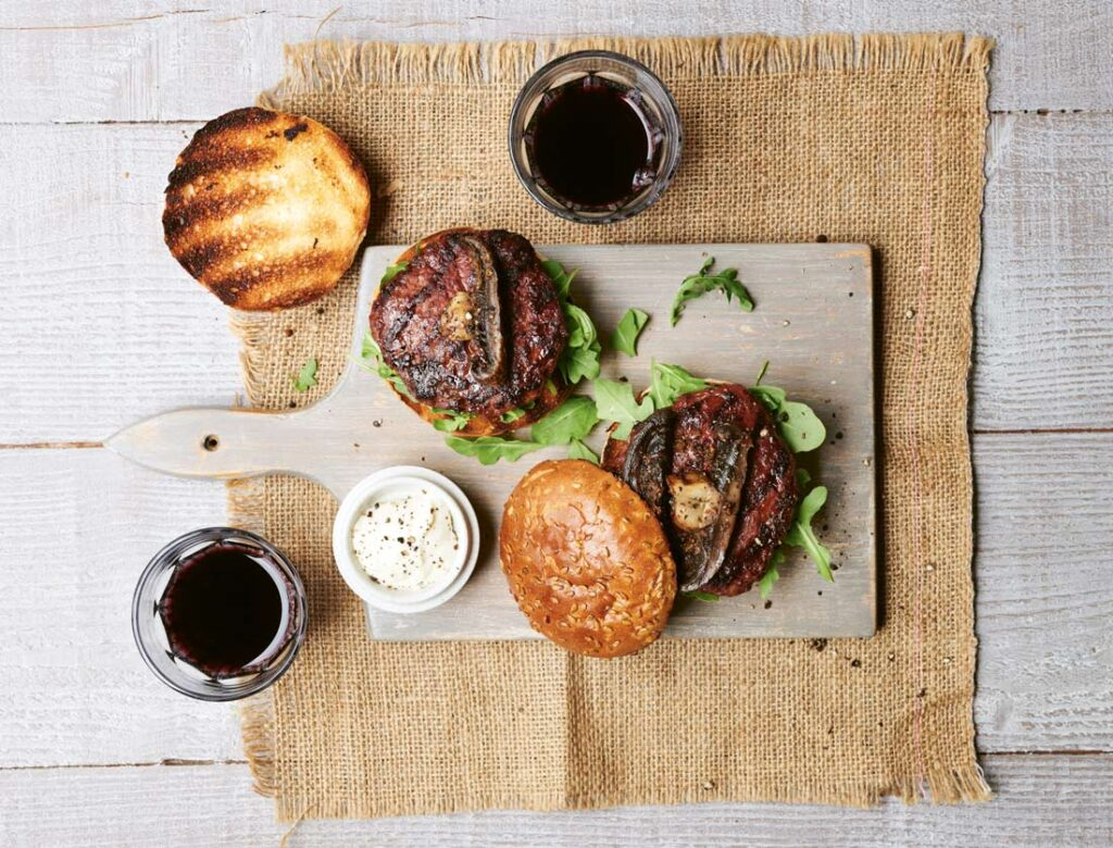 Foolproof Barbecue burgers