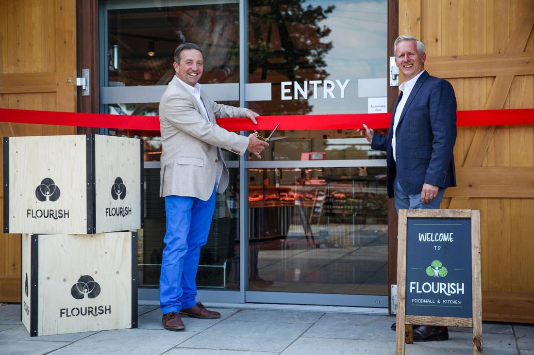 Flourish Foodhall & Kitchen opening