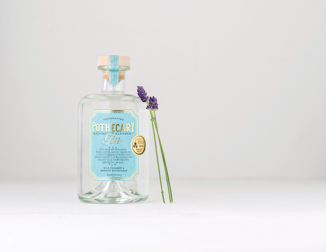 South West gins Pothecary