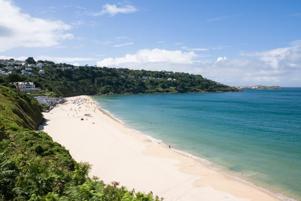 Carbis Bay where G7 summit is taking place