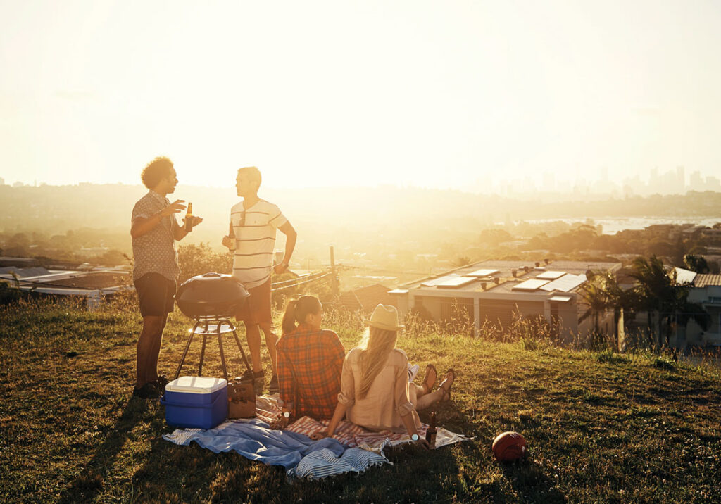 Picnic beers