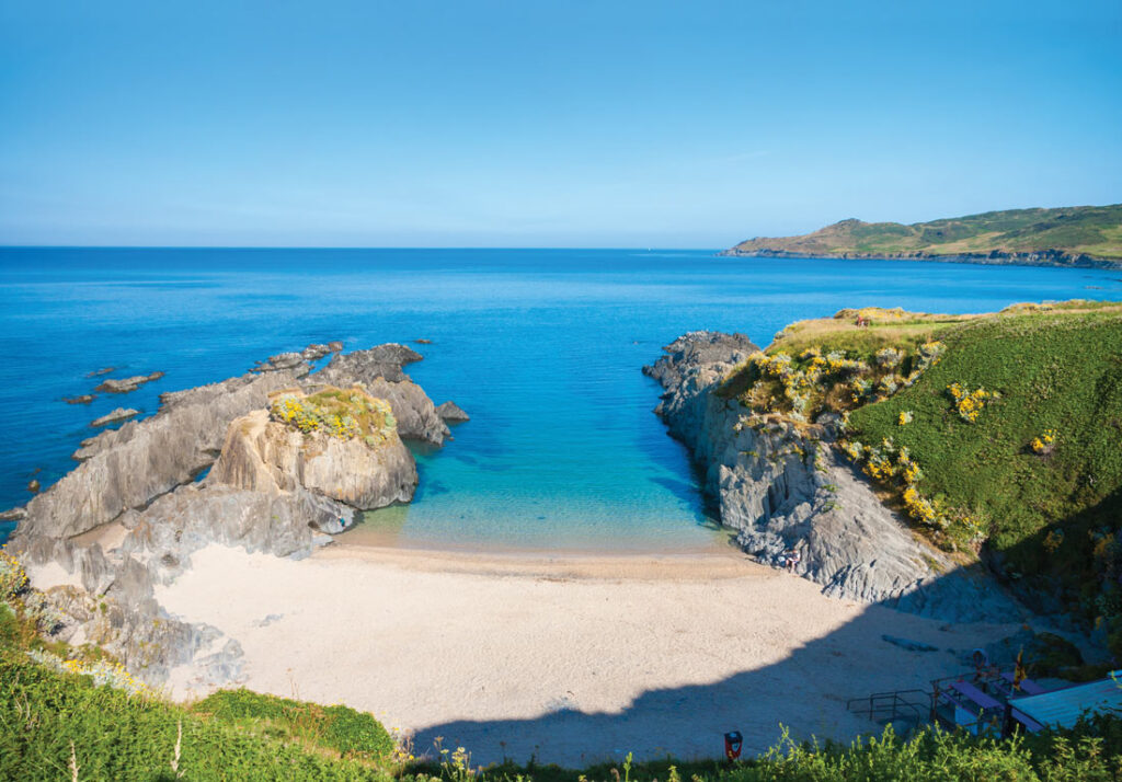 Barricane Beach - Unique places to eat in the South West