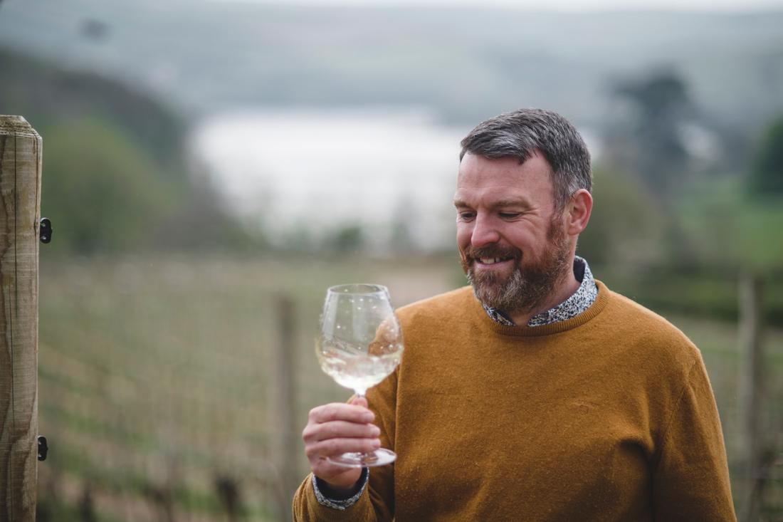 Dan Farrell-Wright of Wickhams Wine