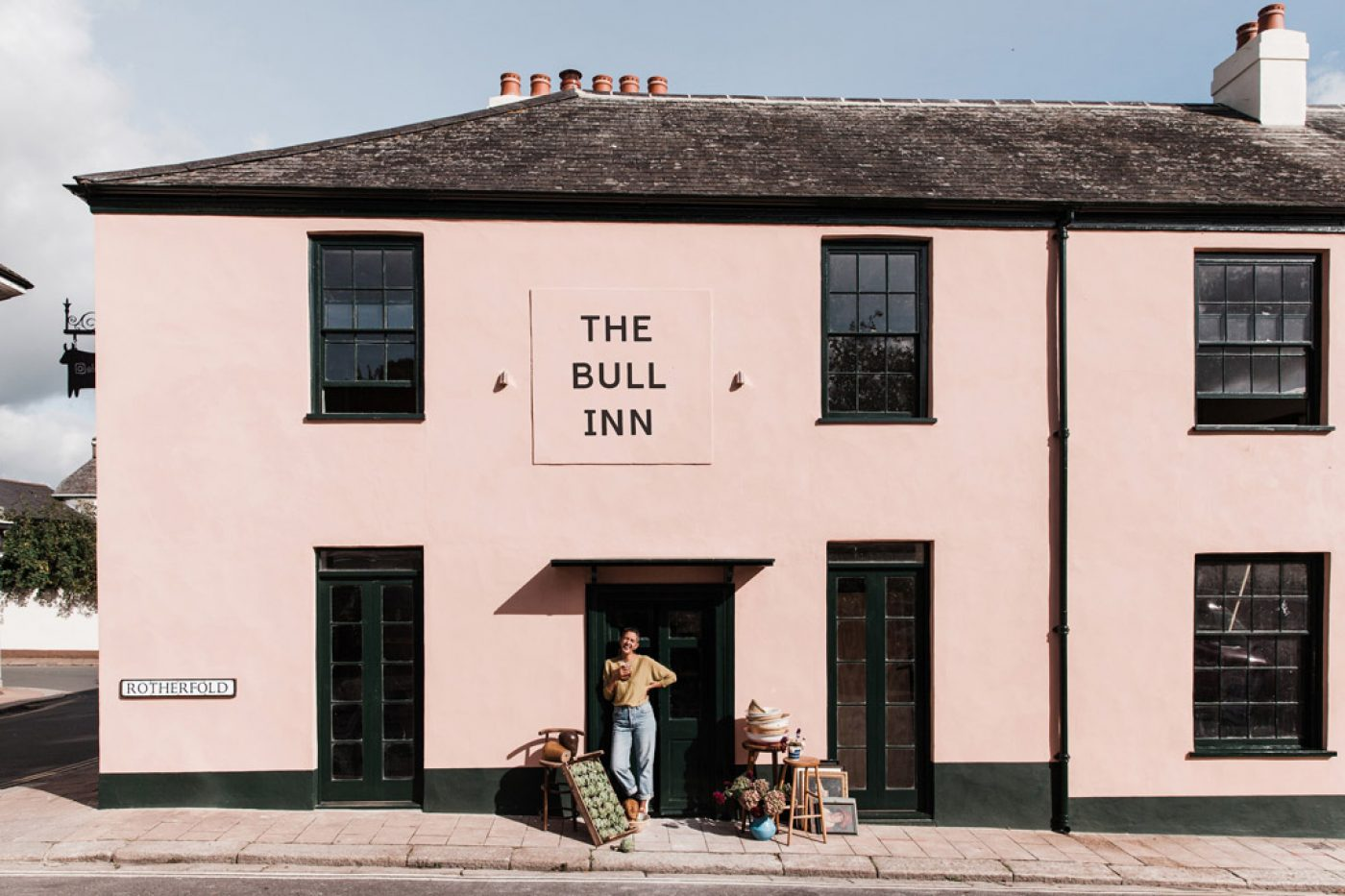 The Bull Inn - Sustainable restaurants in the South West